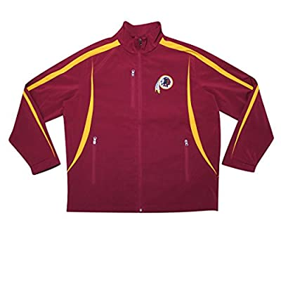 WASHINGTON REDSKINS - Mens Premium Quality Weatherproof Pro Jacket with Lining