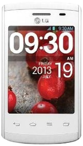 LG Optimus L1 II Dual E420 (White)