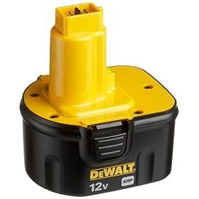 DEWALT DC9071 XRP 12-Volt 2.4 Amp Hour NiCad Battery