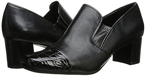 10. Franco Sarto Women's L Maggie Slip On Loafer