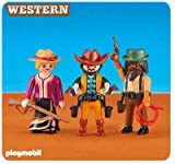 PLAYMOBIL® 6278 2 Cowboys mit Cowgirl (Folienverpackung)