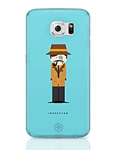 PosterGuy Samsung Galaxy S6 Case Cover - Alphabet People - Inspector   Designed by: The Design Caravan