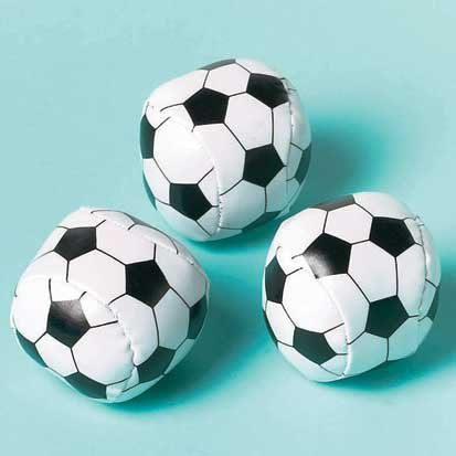Soccer Soft Ball Favors Value Pack, 12ct - 1
