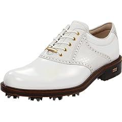 Buy ECCO Mens World Class Golf Shoe by ECCO