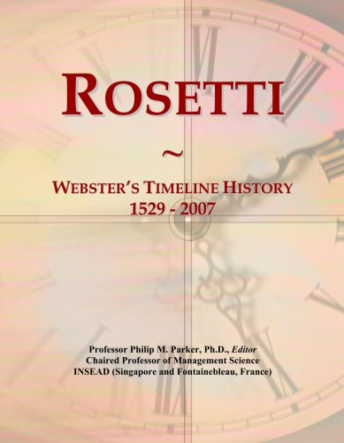 rosetti-websters-timeline-history-1529-2007