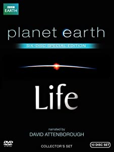 Life / Planet Earth: Special Edition (Both Narrated by David Attenborough)