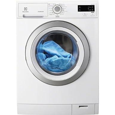Electrolux EWF1486GZW Freestanding 8kg 1400tr/min A+++ White Front-load machine à laver - machines à laver (Autonome, Charge avant, A+++, B, Blanc, LCD)