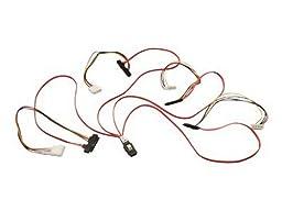 Tripp Lite Internal SAS Cable, 4-Lane Mini SAS SFF-8087 to 4 x SFF-8482 - Serial Attached SCSI (SAS) internal cable - 2 ft