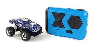 Air Hogs Blue Thunder Trucks Electric Micro IR RC Car