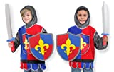 Knight Role Play Costume Set Melissa & Doug Toys 4849