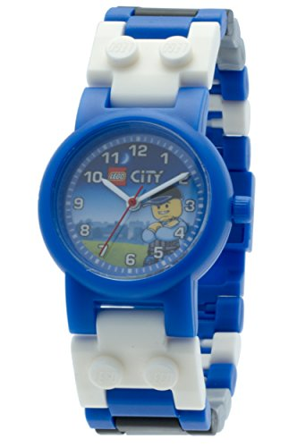 lego-city-special-policeman-childrens-quartz-watch-with-multicolour-dial-analogue-display-and-multic