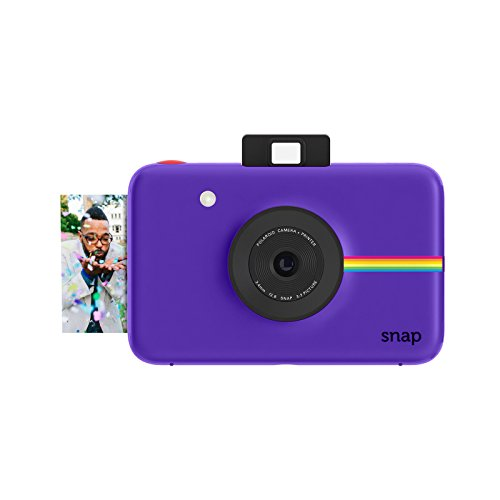 Polaroid-Snap-Instant-Digital-Camera-Purple-with-ZINK-Zero-Ink-Printing-Technology