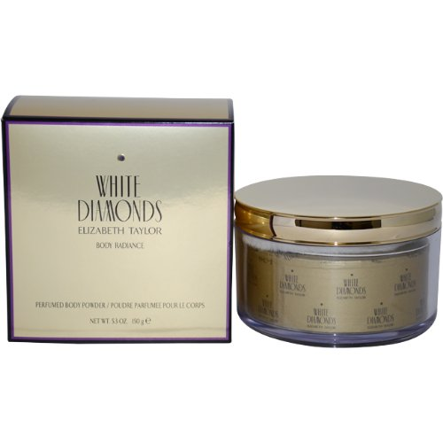 White Diamonds Body Powder