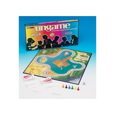 THE UNGAME by TALICOR INC 1989 EDITION - 1