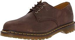 Dr. Martens Men\'s Stanton Shoe,Aztec Crazy Horse,10 UK/11 M US