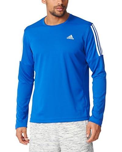 adidas Camiseta Manga Larga Oz Longsleeve M Azul Royal