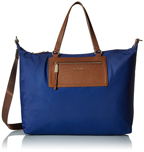Cole Haan Acadia Large Bag, Twilight Blue, One Size (Cole Haan Women Handbag compare prices)