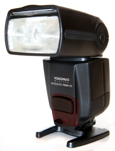 Yongnuo YN560-III-USA Speedlite Flash with Integrated 2.4-GHz Receiver
