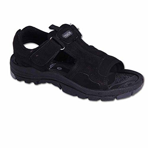 Action Campus 3d8063 Black Colour Casual Sandal For Men