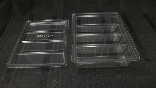 Butter Mold & Storage. Makes Standard 4 Oz Butter Sticks with Measurements.