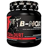Betancourt Nutrition - B-NOX Androrush, Promotes A Better Pre-Workout By Supporting The Natural Testosterone Response To Exercise, Blue Raspberry, 22.3 oz (35 Servings) (Color: Blue Raspberry, Tamaño: 22.3 ounces)