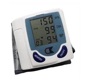 Bracelet numérique moniteur de pression artérielle et de mètre de battement de coeur