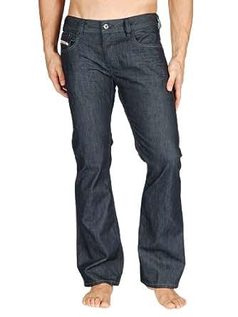 Diesel - Bleu Zatiny 88Z Bootcut Jeans - Homme - Taille: W34-L32