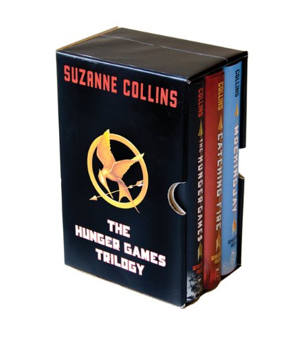 The Hunger Games Series by Suzzane Collins