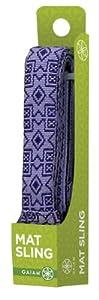 Gaiam Yoga Mat Sling (Assorted) by Gaiam