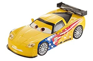 Cars - V3007 - Voiture Miniature - Cars 2 Retrofriction - JEFF GORVETTE