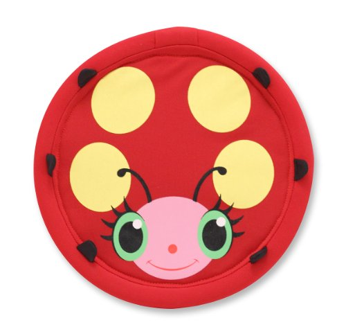 Melissa & Doug Sunny Patch Bollie Flying Disk - 1