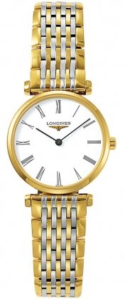 Longines La Grande Classique Two Tone PVD Womens Watch - L42092117