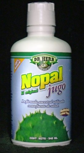 Dr. Herb Nopal Concentrated Fermented Extract