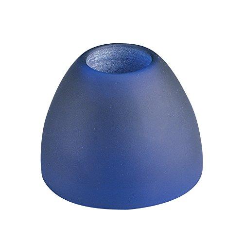Wac Lighting G111-Bl G100 Series Bell Glass Shade, Blue