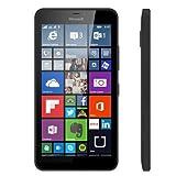 MICROSOFT Microsoft Lumia 640 XL LTE Dual SIM [8GB Black 海外版 SIMフリー]