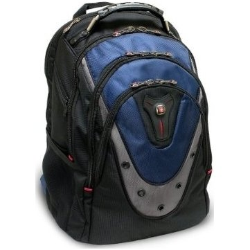 Swissgear Ibex Ga731606F00 Carrying Case Backpack For 17 Notebook Blue