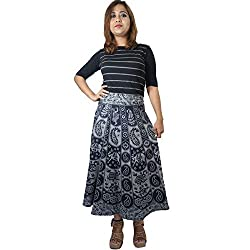 ShopMore Womens WrapAround(Grey_Freesize)
