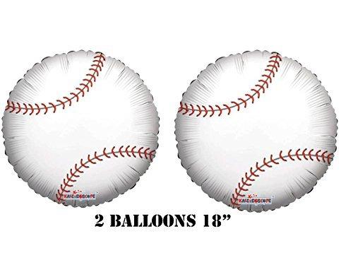 "Baseball Balloons 18"" (2 balloons)"