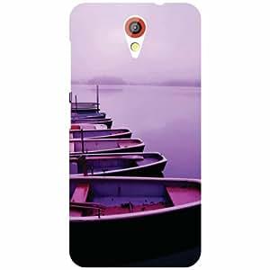HTC Desire 620 Back Cover - Boat Designer Cases