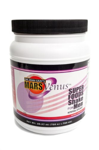 Super Food Shake For Men With Undenatured Whey Protien
