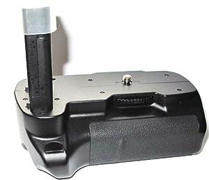 Maxsima - Battery pack Grip / Vertical Shutter Release for Nikon D3000, D5000 D40, D40x, D60.