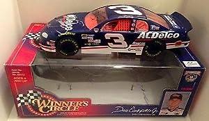 1998 Winners Circle Dale Earnhardt Sr & Dale Jr DUAL Signed 1 24 Diecast Car -... by Sports Memorabilia