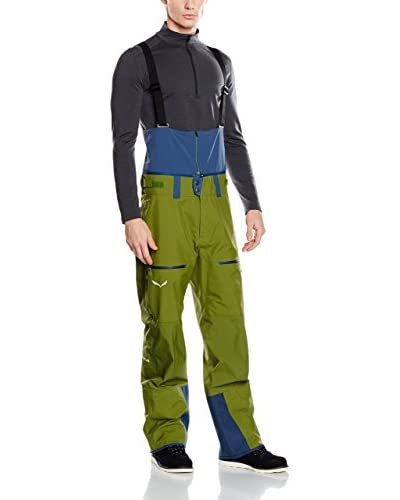 Salewa Trainingshose Antelao 2 Gtx C-Knit M grün