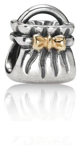 Pandora (Box Not Included) Bead Silver and Gold 790474