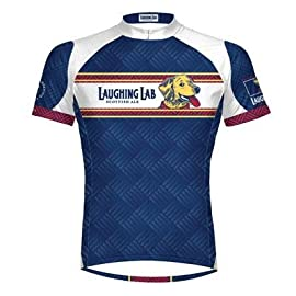 Primal Wear Men's Laughing Lab Scottish Ale Compass IPA Cycling Jersey - LLSAJ20M