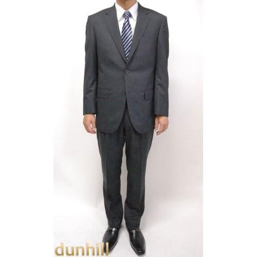 (ダンヒル) dunhillシングルスーツ ビジネススーツ 2B メンズスーツ143203-1 (A4)