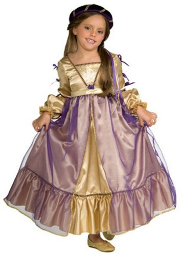 Princess Juliet Costume