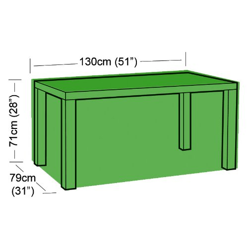 Rectangular Table Cover - 4 seat