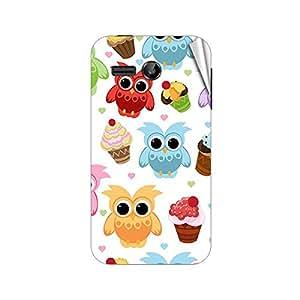 Garmor Designer Mobile Skin Sticker For Huawei C8816 - Mobile Sticker