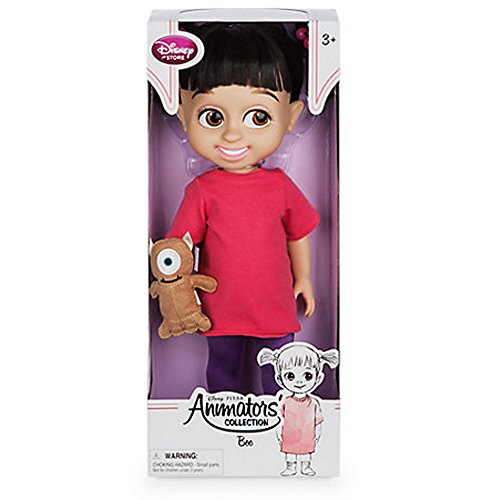 Disney Animators' Collection Boo Doll - Pixar Monsters Inc - 16'' - New (Disney Monsters Inc Boo compare prices)